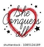 typography slogan for t shirt...   Shutterstock .eps vector #1085126189