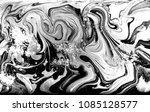 marble abstract acrylic... | Shutterstock . vector #1085128577