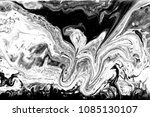 marble abstract acrylic... | Shutterstock . vector #1085130107