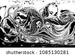 marble abstract acrylic... | Shutterstock . vector #1085130281