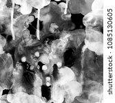 seamless pattern of spots...   Shutterstock . vector #1085130605