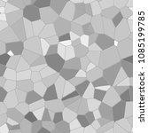 geometric 3d  seamless pattern  ... | Shutterstock . vector #1085199785