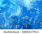 vector hand drawn artwork on... | Shutterstock .eps vector #1085217911
