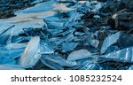cold ice creatures | Shutterstock . vector #1085232524