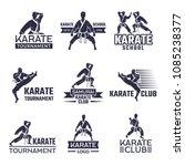 Sport Labels Set For Fighting...