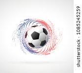 football championship banner... | Shutterstock .eps vector #1085245259