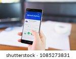 chiang mai  thailand   may 06... | Shutterstock . vector #1085273831