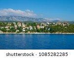 view of coastline in croatia | Shutterstock . vector #1085282285