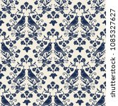 vector seamless pattern with... | Shutterstock .eps vector #1085327627