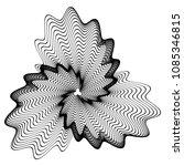 abstract randomly generated... | Shutterstock .eps vector #1085346815