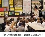 yakima  washington   usa  ... | Shutterstock . vector #1085365604