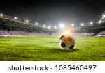 it is game time. mixed media | Shutterstock . vector #1085460497