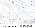 abstract digital background... | Shutterstock . vector #1085509967