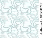 seamless hand drawn pattern... | Shutterstock .eps vector #1085534201