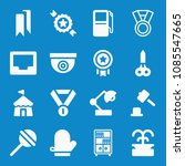 filled other icon set such as... | Shutterstock .eps vector #1085547665