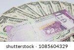 riyal euro dollar   Shutterstock . vector #1085604329