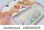 riyal euro dollar   Shutterstock . vector #1085604335