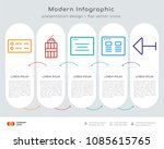 infographics design vector with ...
