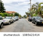 rishon le zion  israel  may 4 ... | Shutterstock . vector #1085621414