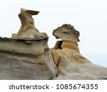 The Rock Erosion By Wind And...