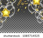 holiday  background with... | Shutterstock .eps vector #1085714525