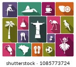 traditional symbols of culture... | Shutterstock .eps vector #1085773724