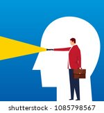 innovative business perspective   Shutterstock .eps vector #1085798567