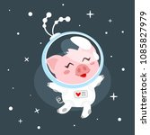 vector cartoon style... | Shutterstock .eps vector #1085827979