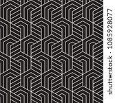 vector seamless pattern. modern ... | Shutterstock .eps vector #1085928077