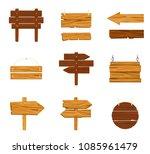 vector illustration set of... | Shutterstock .eps vector #1085961479