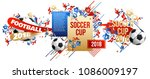football background place for... | Shutterstock .eps vector #1086009197