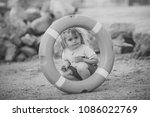 emergency and safety on water... | Shutterstock . vector #1086022769