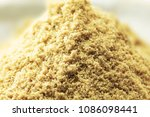 nuka powder.  mound or heap of... | Shutterstock . vector #1086098441
