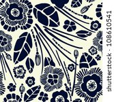 Seamless Rich Floral Pattern....