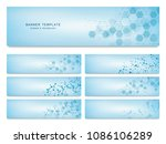 big set of science and... | Shutterstock .eps vector #1086106289