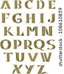 vector illustration for celtic... | Shutterstock .eps vector #108610859