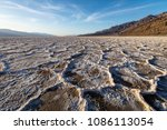 view of death valley showing... | Shutterstock . vector #1086113054