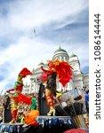 helsinki  finland   june 16 ...   Shutterstock . vector #108614444
