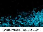 light blue vertical triangle...   Shutterstock . vector #1086152624