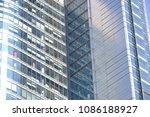 modern office building   facade | Shutterstock . vector #1086188927