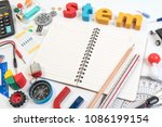 stem education. science... | Shutterstock . vector #1086199154