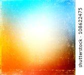 grunge background | Shutterstock . vector #108622475
