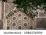 Bahia Palace Marrakech Morocco...