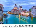 Grand Canal And The Basilica O...
