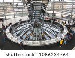 berlin  germany   december 31 ... | Shutterstock . vector #1086234764