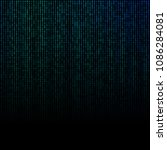 design elements   binary...   Shutterstock .eps vector #1086284081