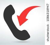 call icon phone vector