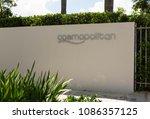 san juan  puerto rico   march... | Shutterstock . vector #1086357125