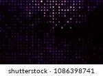 dark purple vector background... | Shutterstock .eps vector #1086398741