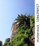 abandoned ordzhonikidze... | Shutterstock . vector #1086398927